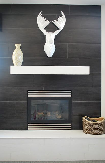best 25 fireplace tile surround ideas on pinterest - Design Fireplace Wall