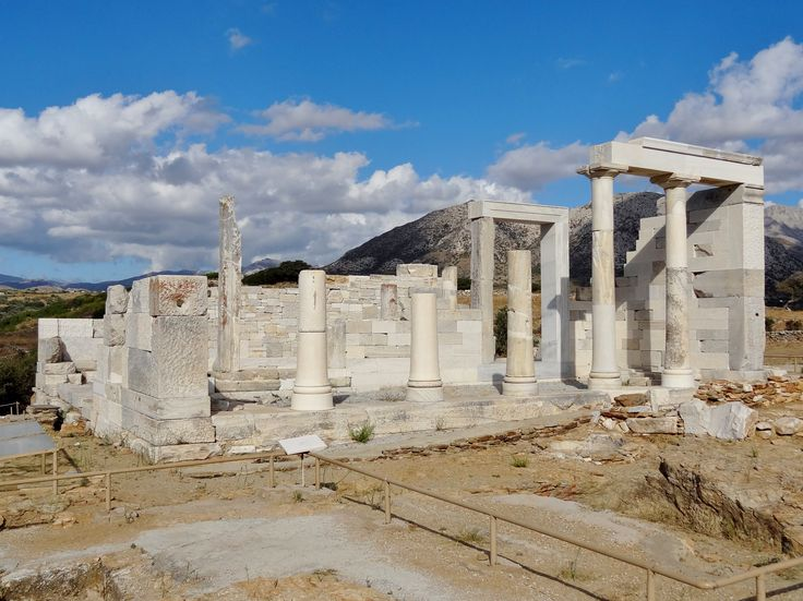 Temple of Dimitra, #Naxos