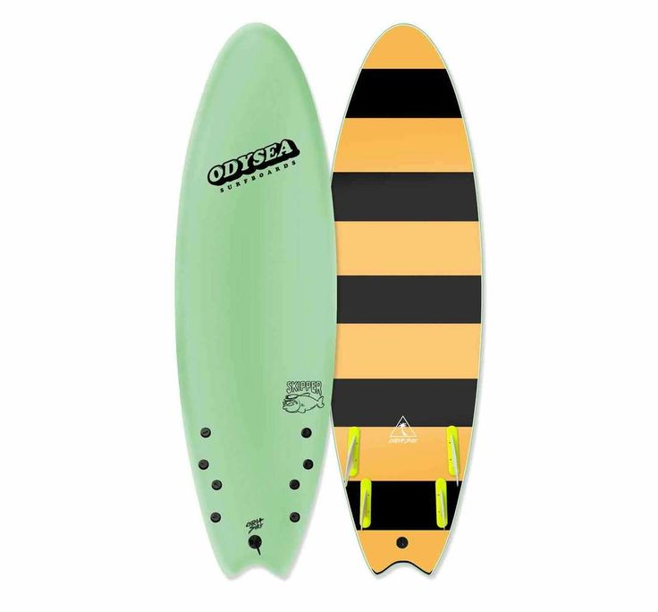Catch Surf Odysea Skipper Quad 6'6 Soft Surfboard - Mint in $300 - $399, 6'0 - 6'11, 6'0-6'11, Catch Surf, New Surfboards, Odysea Skipper, Soft Surfboards, Surfboard Brands, Surfboard Prices, Surfboard Sizes | Surf Station Store