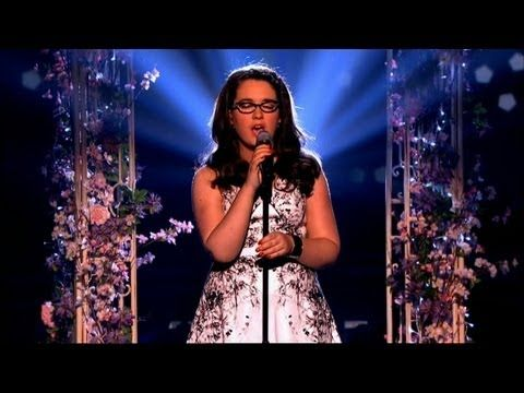 The Voice UK 2013   Andrea Begley sings 'Angel' - The Live Final - BBC One