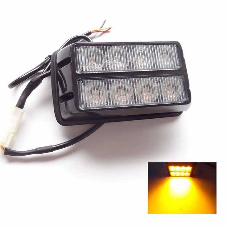 29.20$  Buy here - https://alitems.com/g/1e8d114494b01f4c715516525dc3e8/?i=5&ulp=https%3A%2F%2Fwww.aliexpress.com%2Fitem%2FHigh-Power-8-LED-Car-Strobe-Light-Vehicle-Emergency-Warning-Light-Flashing-Lightbar-Police-Light-Bar%2F32778208789.html - High Power 8 LED Car Strobe Light Vehicle Emergency Warning Light Flashing Lightbar Police Light Bar White Amber Red Blue  29.20$
