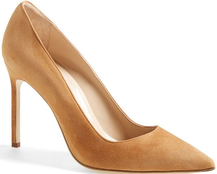 I searched for camel suede pumps on truedfil3gz.gq and wow did I strike gold. I love it.