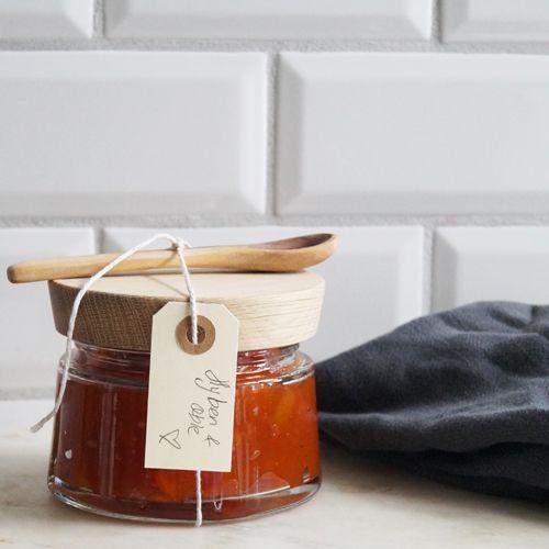 Hyben/æble marmelade
