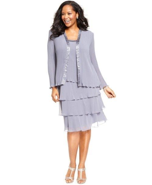 Patra Split Sleeve Tier Dress Fashion Dresses