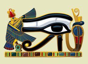 El Ojo de Horus es considerado como uno de los amuletos más poderosos debido, principalmente, a sus cualidades protectoras y sanadoras.