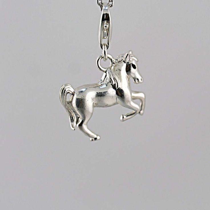 Thomas Sabo Sterling Silver Horse Charm T0141-007-11 | eBay