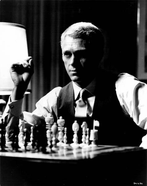 Steve McQueen - The Thomas Crown Affair. Retrouvez toutes nos épingles sur notre page Pinterest : https://fr.pinterest.com/webarchitecte/ et/ou sur notre site internet http://webarchitecte.fr/community-manager-paris.html