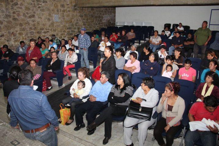 Da inicio programas de vivienda rural en Zacatelco
