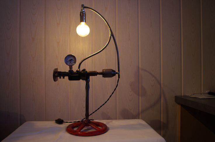 Lampe Chignolle