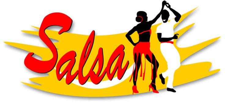Dibujos de parejas bailando salsa - Imagui