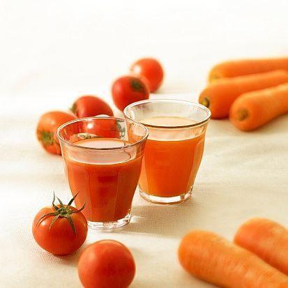 L'alimentazione per un'abbronzatura perfetta: carote e pomodori!  #betteringlass #vetro #glassislife