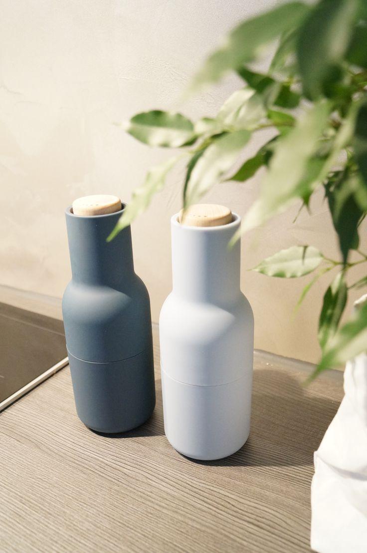 Menu design salt and pepper grinders #menudesign