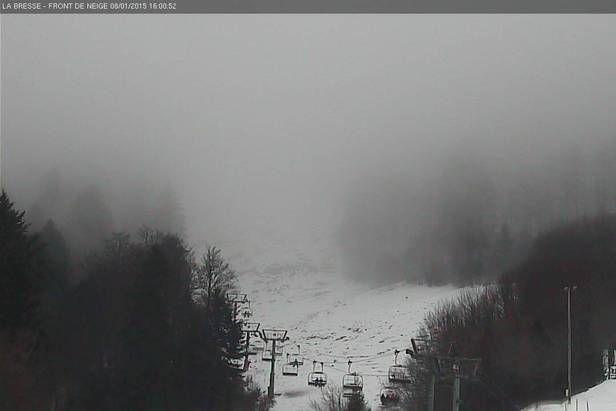 Enneigement La Bresse Hohneck - Bulletin neige et conditions de ski à La Bresse Hohneck