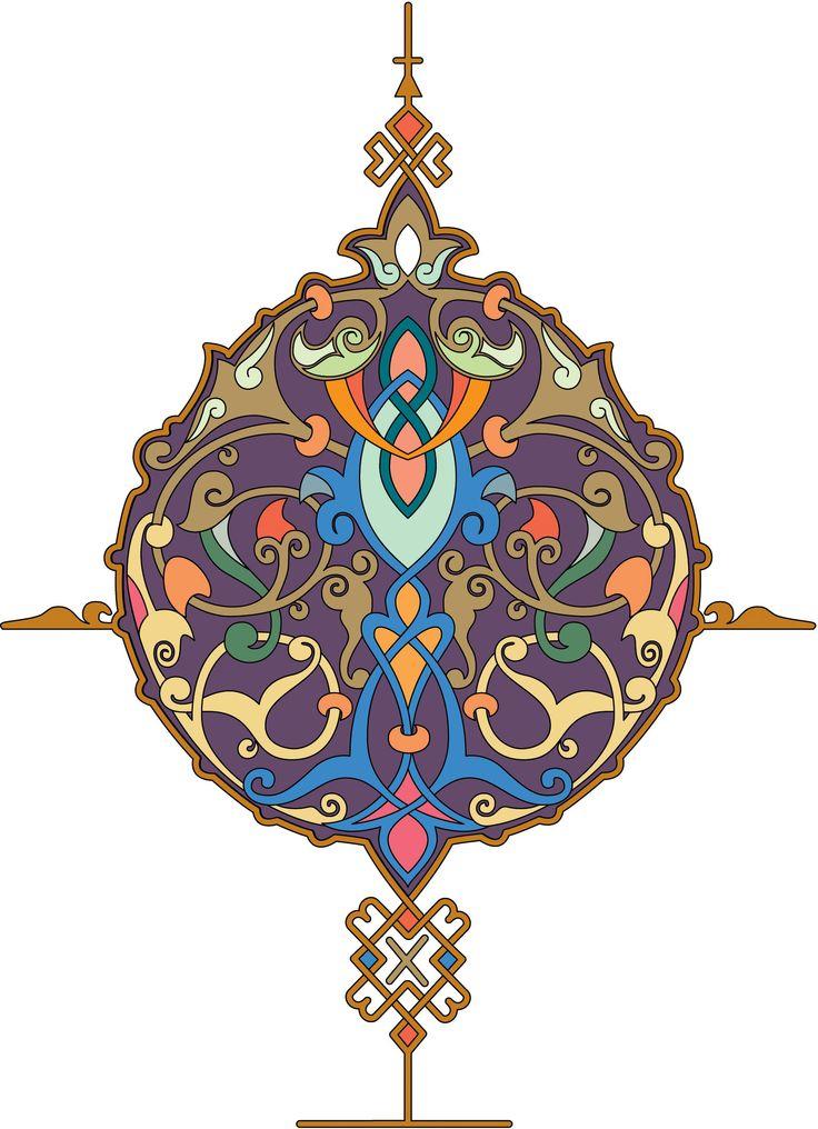 25-Arabesque (Islamic Art)