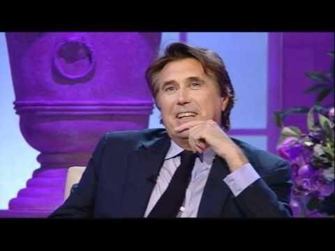 BRYAN FERRY - UK TV Interview 29-10-2010