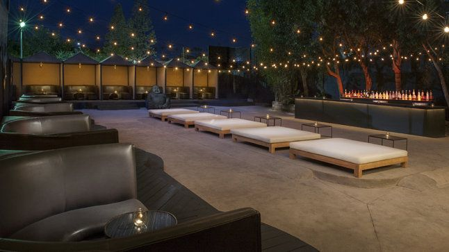 You Can Literally Buy Your Way Into This Club | Los Angeles, Angeles And  Outdoor Spaces