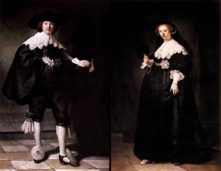 Правительство Голландии поможет национальному музею купить две редких картины Рембрандта. Речь идет о свадебных портретах Мартена Соелманса и Опжон Коппит (Portrait Of Maerten Soolmans, Portrait of Oopjen Coppit, Wife of Marten Soolmans), написанных мастером в 1634 году. Начиная с XIX века портреты находились в коллекции Ротшильдов во Франции.