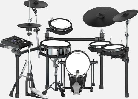 Just purchased the TD-50K Drum Kit ($6,600). It will arrive today. I wish that I could have afforded the TD-50KV. I added another Top Tom-Tom & upgraded the Hi-Hat cymbals from the stock VH-11 to the VH-13. I purchased the Roland PM-10 Personal Monitor. I added a TAMA Iron Cobra HP900PWN double bass pedal and other TAMA hardware. I've played for 27 years, however I haven't played in 25 years. Sweetwater.com (Aaron-Rep) has the largest on-line music retailer, Rolland dealer & the best prices!