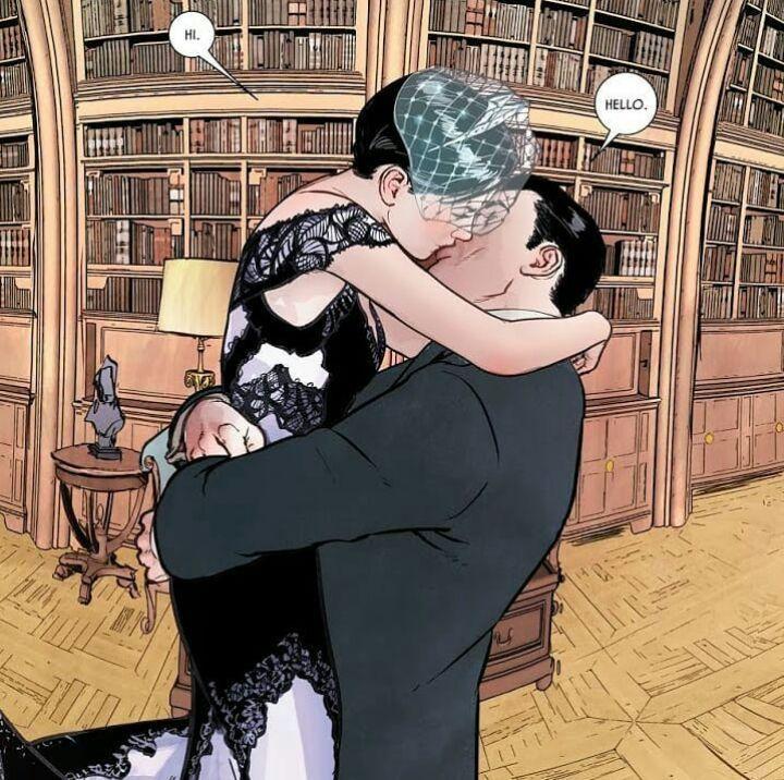 45++ Batman romance info
