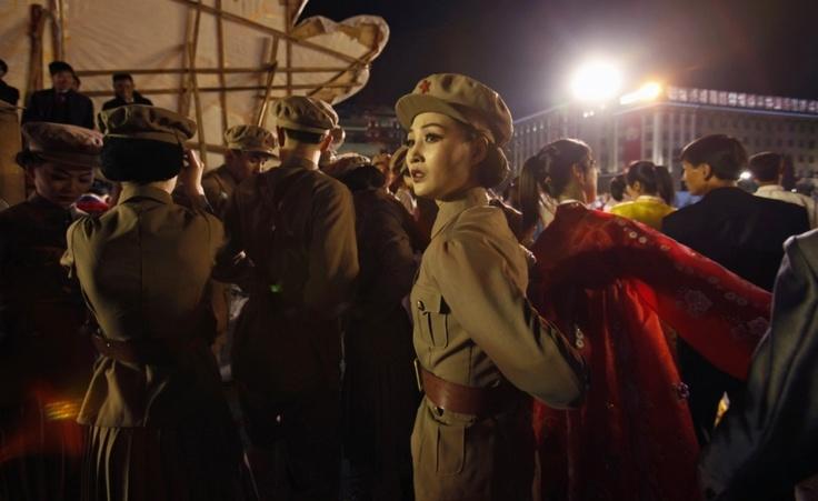 L'ultima dinastia comunista.  Un viaggio fotografico in Corea del Nord, a un anno dalla morte del Caro Leader. (Reuters/Bobby Yip)