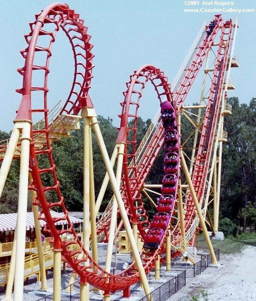 1000 Images About Cool Rides On Pinterest: 1000+ Images About Amusement Park :D On Pinterest