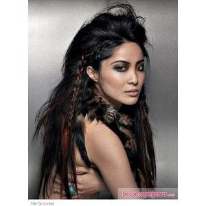 imgthing 300×300  tribal hair hair styles long hair
