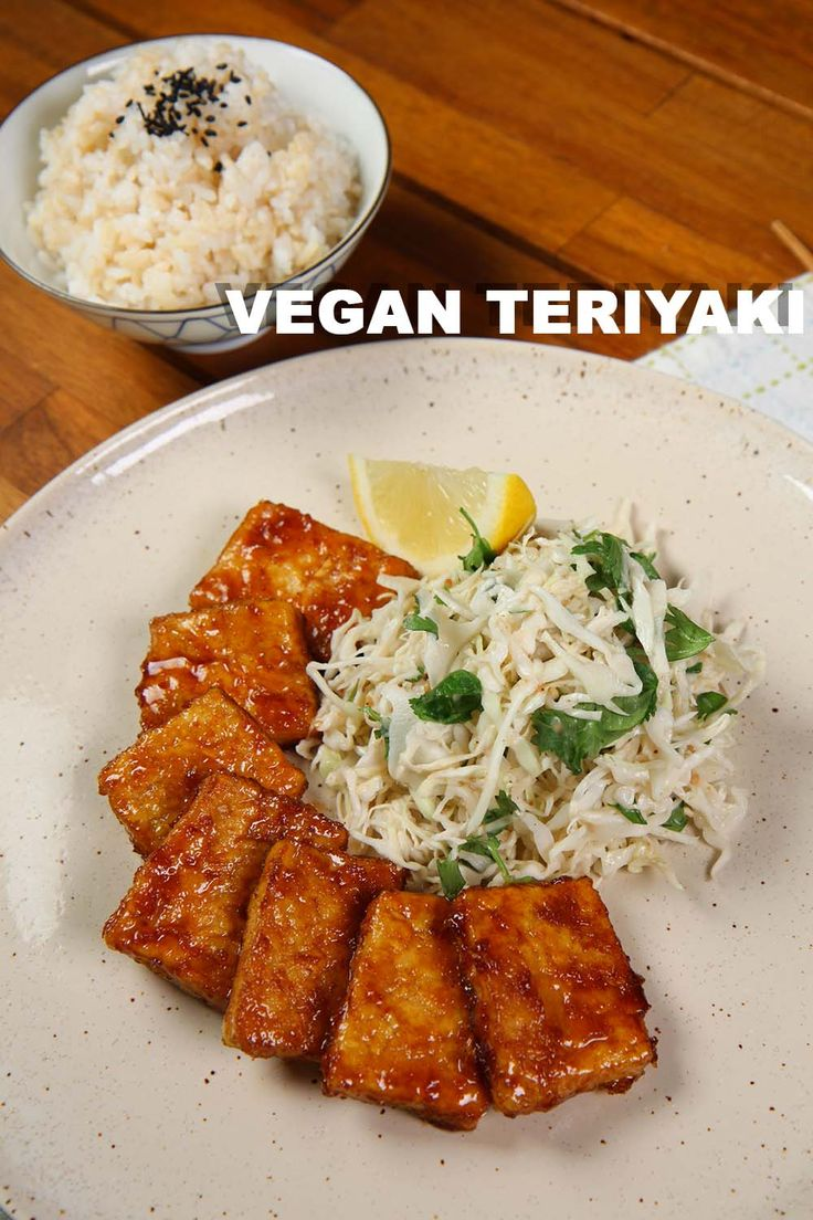 299 best easy fun asian recipes videos images on pinterest amazing vegan teriyaki recipe forumfinder Images