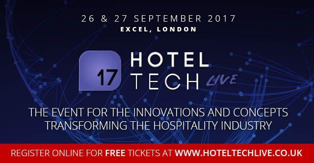 Hotel Tech Live 2017
