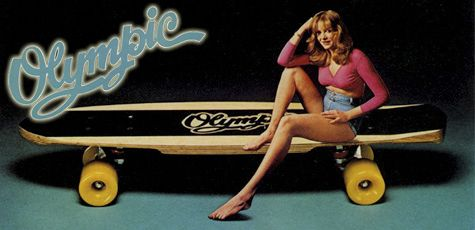 Vintage Skateboard Ads from the 70s and 80s