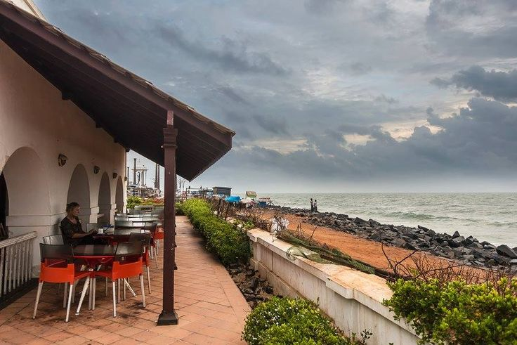 Le Cafe pondicherry