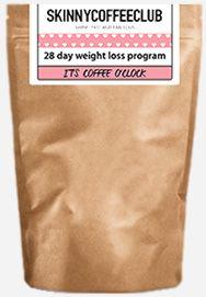 Skinny Coffee Club | Visible Results in Just One Week – Skinny Coffee Club™
