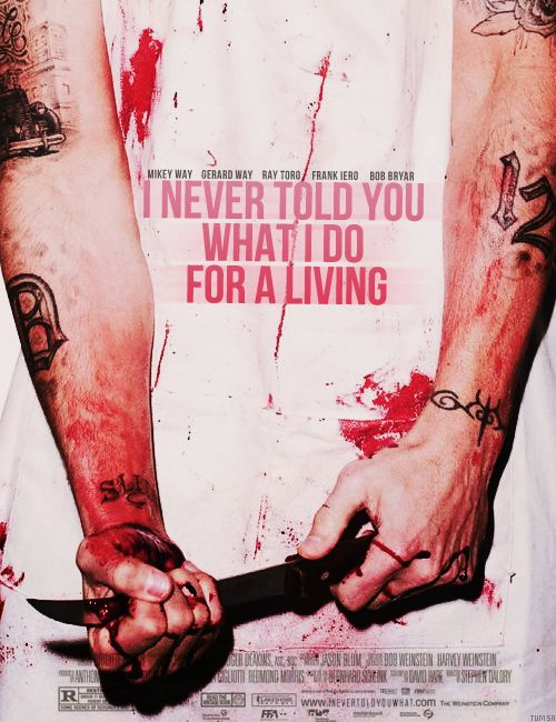 """""""Never again, oh never again, they gave us two shots to the back of the head, and we're all dead now."""""""