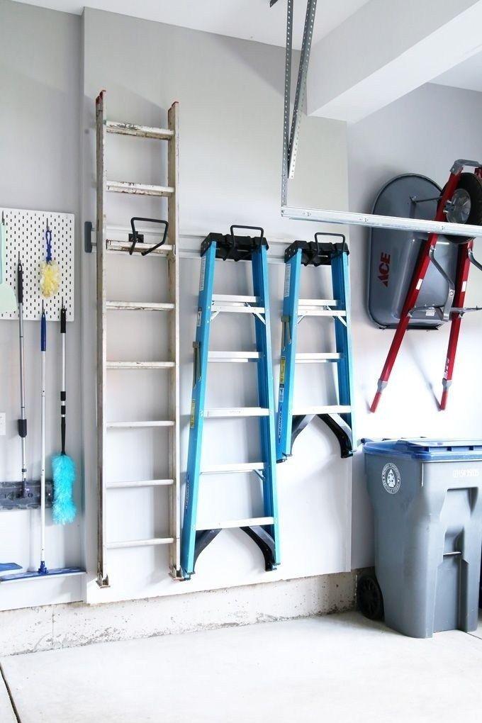 48 Brilliant Garage Storage Organizations Ideas For This