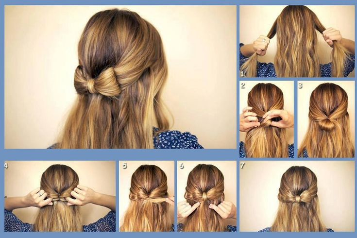 How To Bow Hair!