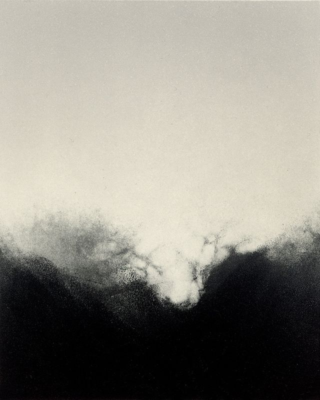 Tekla McInerney's Monotypes - Tekla McInerney