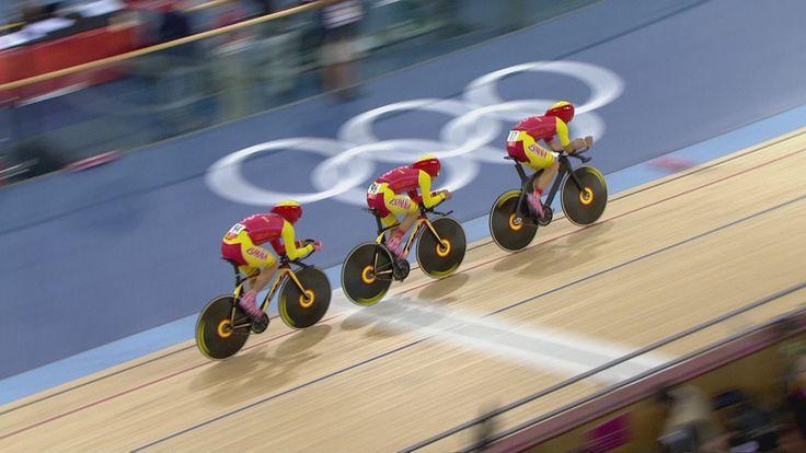 Cycling Track Men's Team Pursuit Finals