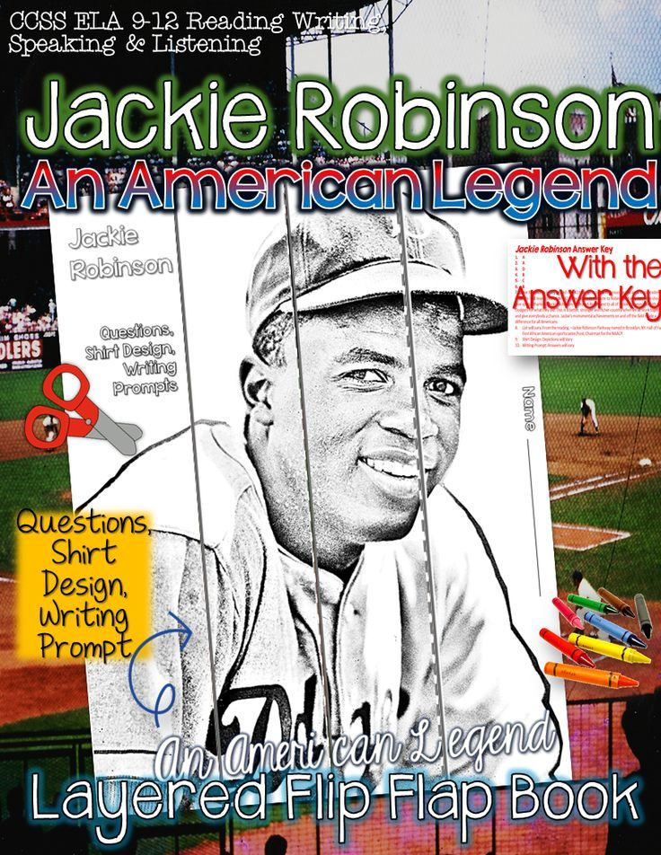the early education of jackie robinson Jackie robinson's baseball career early in jackie's life, he graduated from washington junior high school in 1935 and enrolled in john muir high school while he was there, his brothers.