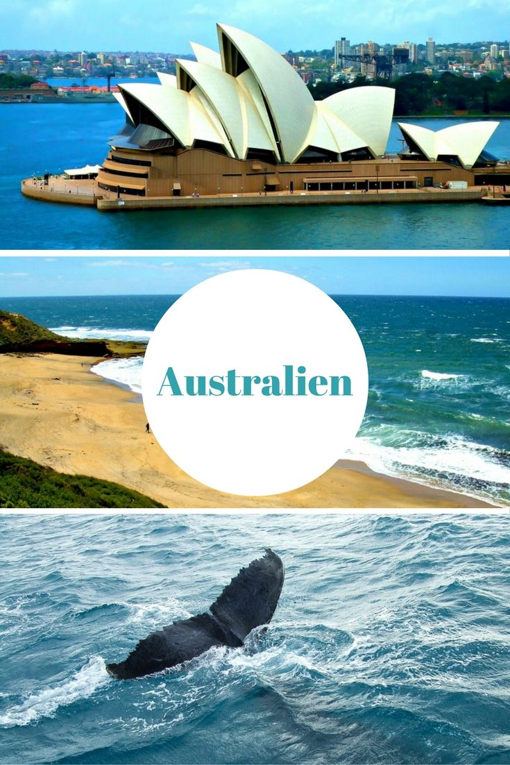 Australia / Australien, Ostküste: 7 Highlights von Melbourne über Sydney bis Cairns - Artikel in meinem Reiseblog