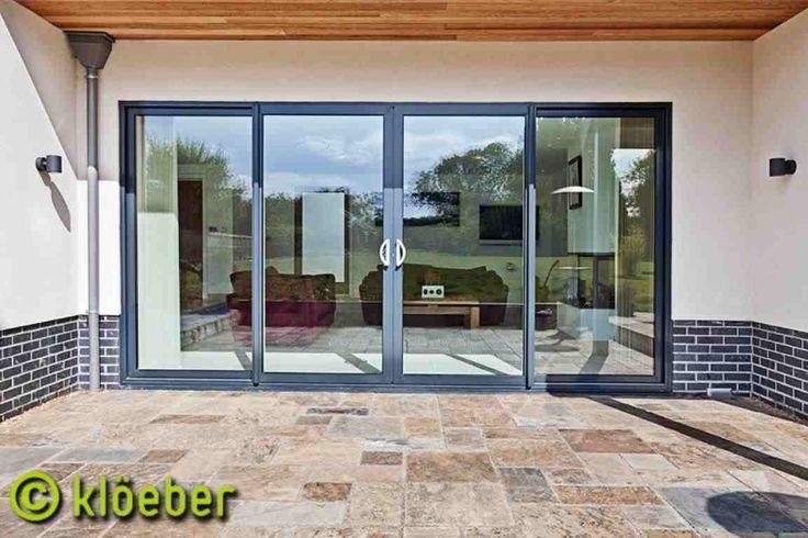 48 best doors images on pinterest aluminium french doors for 90 sliding patio door