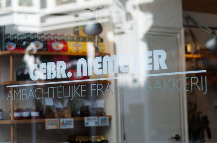 Gebroeders Niemeijer - Ambachtelijke Franse Bakkerij