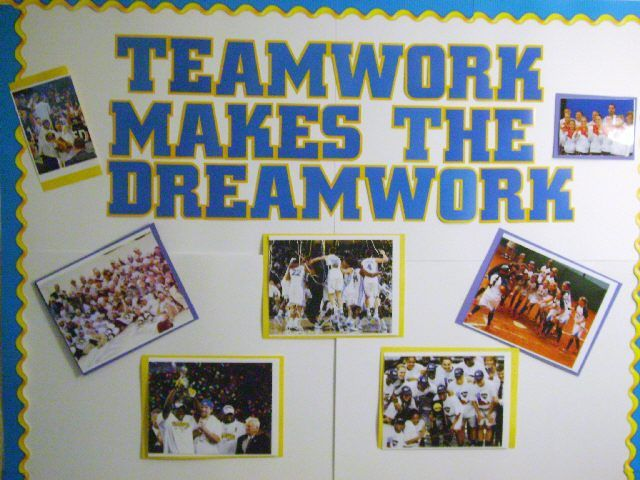 This is great to display in the class teaching students the importance of teamwork.