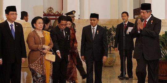 Dekati Mega, SBY ibarat penari balet membawa bola panas - Yahoo News Indonesia