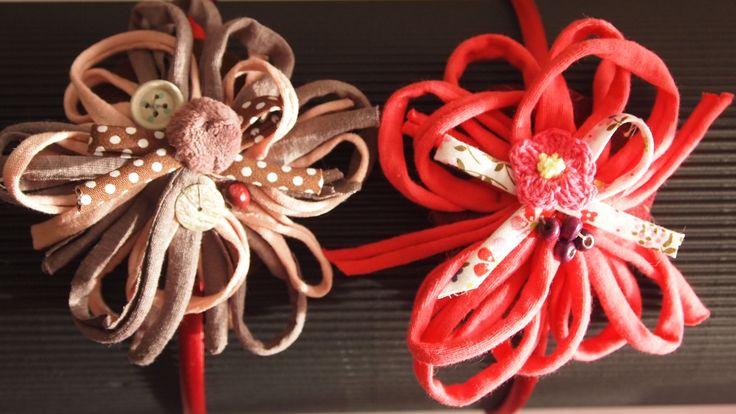 Diademas flor