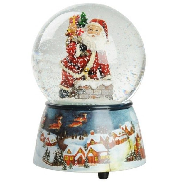 Christmas Snow Globes - Bing Images