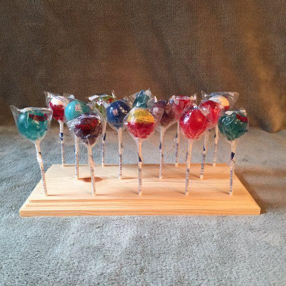Board Cake Pop Lollipop Display Stand Board by DandJLollipopStands