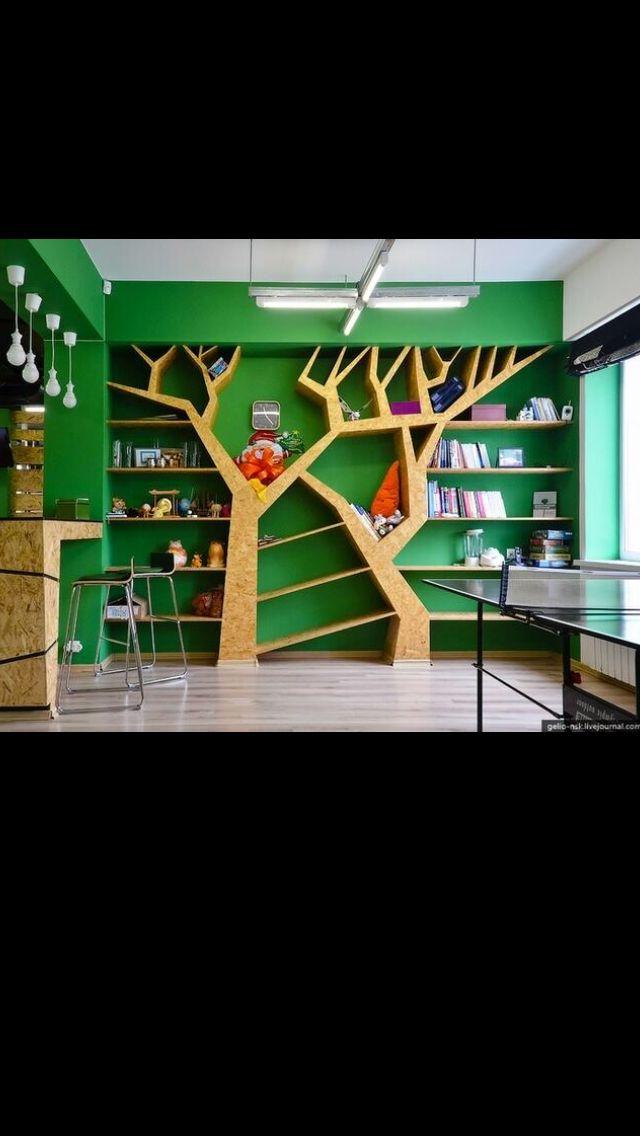 Boekenboom voor thuis of in de klas