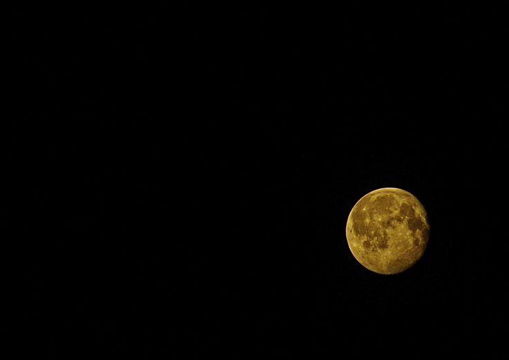 The Moon by Jakub Hajost on 500px
