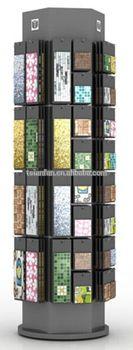 MM017B Mosaic spin tower display
