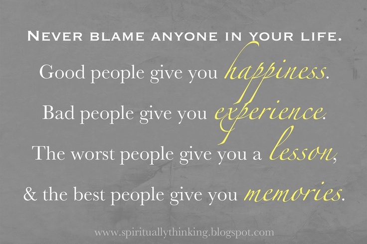 Never Blame Anyone in Your Life  Quote in 4x6 5x7 by SprinkledJoy, $4.50