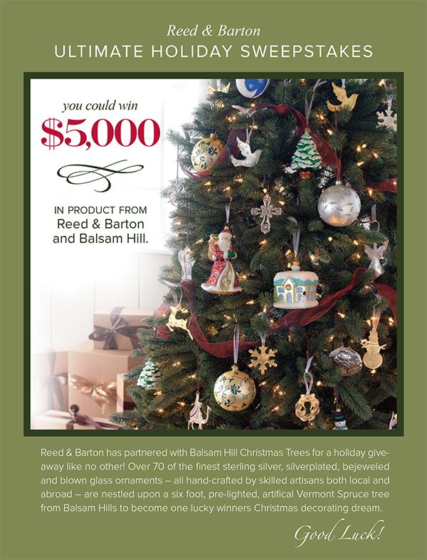 dreaming tree sweepstakes 104 best images about realistic christmas trees on 641